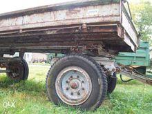 FORTSCHRITT hw 60 tractor trail