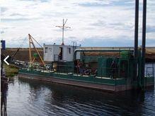 2016 AHTAREC 1400/40 dredge