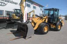 2012 CATERPILLAR 906 H2 * Omgåe
