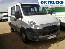 2013 IVECO Daily 35S13SV (Euro5