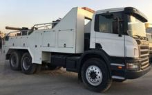 2011 SCANIA G380 tractor unit