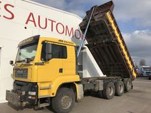 2006 MAN TGA 33.480 8X4 FULL ST