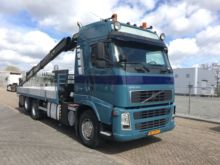 2002 VOLVO FH12 /4 Manual Gearb