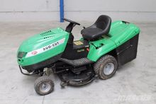 BRILL Duo Cut mower by auction