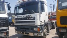 1995 DAF 400ati timber truck