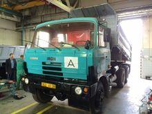 1988 TATRA T 815 S3 6x6 dump tr