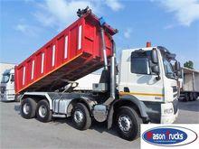 2007 DAF CF 85.460 dump truck
