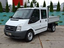 2008 FORD TRANSIT SKRZYNIOWY BR
