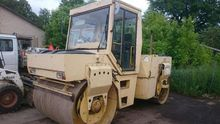 1992 BOMAG BW164 AD road roller