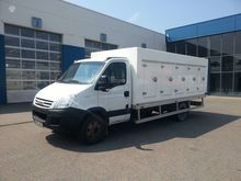 2008 IVECO 65C18, cargo from 3,
