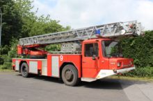 1982 MAGIRUS 256M fire ladder t