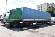 Used 2011 MAZ 5440 t