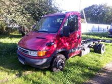 2013 IVECO 50S ice cream truck