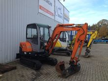 2004 HITACHI ZX 25 mini digger