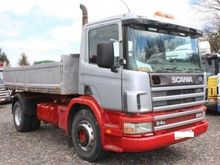 1997 SCANIA 94 C dump truck