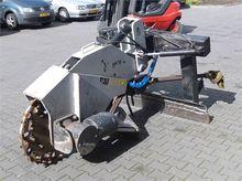 2007 OBM Pro 170 stump cutter