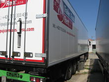2013 Refrigerated semi-trailer