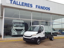IVECO 35C16 chasis 3750 chassis