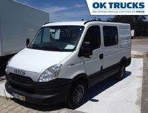 2014 IVECO Daily 35S13SV (Euro5