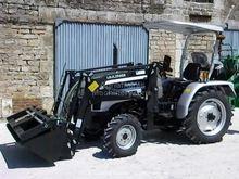 2016 Eurotrac F25 wheel tractor