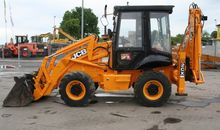 2008 JCB 2CX backhoe loader