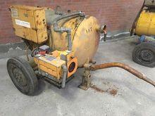 GRUNDVANDSPUMPE motor pump by a