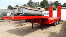 1993 NETAM LOW LOADER FOR MACHI