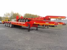 Used OZGUL low bed s