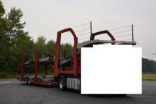 2008 LOHR 1,21 car transporter