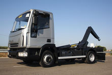 2004 IVECO 75E17 chassis truck
