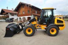 2016 JCB 409 wheel loader
