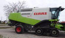 2010 CLAAS Lexion 600 TT combin
