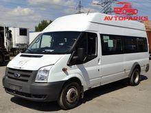 2010 FORD TRANSIT passenger van