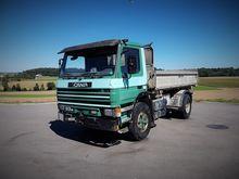 1989 SCANIA P93 LM dump truck