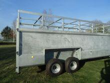 N3766 Veewagen livestock traile