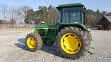 1985 JOHN DEERE 2140 wheel trac