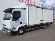 2005 RENAULT Midlum closed box