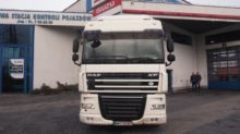 Used 2008 DAF FT XF