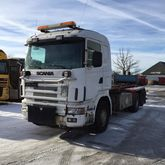 1998 SCANIA R144 GB6x2NB hook l