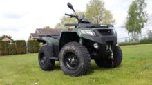 ALTERRA 450cc mini tractor