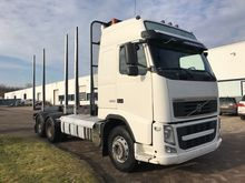 2011 VOLVO FH13 540 timber truc