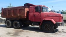 2007 KRAZ 65055 dump truck