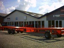 2009 HALMVOGN tractor trailer