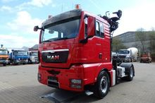 2013 MAN TGX 18.540 tractor uni