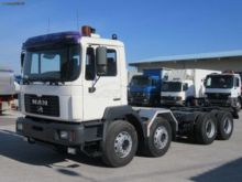 1998 MAN 32403 35403 chassis tr