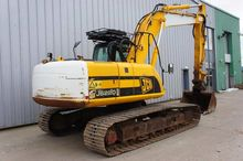 2007 JCB JS 220 LC tracked exca