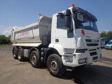 2008 IVECO AD340-T45 dump truck