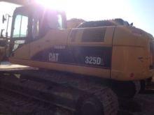 2013 CATERPILLAR 325D tracked e