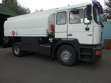 1999 MAN tank truck