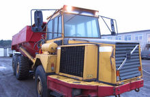 Used 2000 VOLVO A-25